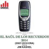 Jim Kashel @ El Baúl de los Recuerdos 2013 (Center Groove Radio) http://centergroove.net/player