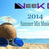Veek D - Summer Music Mix 2014 (PROMOTIONAL MIX)