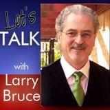Paul's Epistle to the Corinthians Part 3 on Let's Talk with Larry Bruce