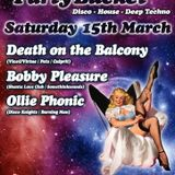 Bobby Pleasure mix / Emmanuelle's Party Bucket Horse and Groom 15th March