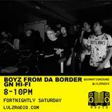 B.F.D.B/GN-HIFI | 002 | 19.12.15 | J.O.D. F DOT NAPALM REMARK DJ SUSPEK6