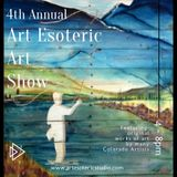 LIVE from the 4th Annual Art Esoteric Art Show with BigFootBridges (DJ) 9-27-19