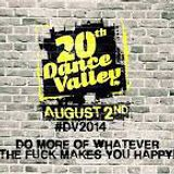 Chuckie live @ Dance Valley (Velsen, The Netherlands) 02.08.2014