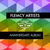 Flemcy Music One Year Anniversary Mix (Mixed by Andrew Consoli)