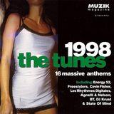 VA - 1998: The Tunes (Muzik Magazine)