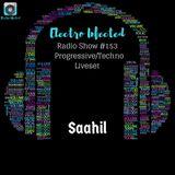 Radio Show #153 - Live Set (Progressive/Techno)