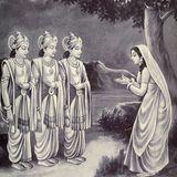 Шримад Бхагаватам. 9 песнь. Часть 2. История Суканьи и Чьаваны
