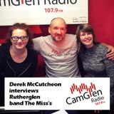 Derek McCutcheon interviews Rutherglen band The Miss's, 10 Jan 2017