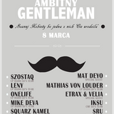 @ Ambitny Gentleman [eTrax] [Velia GUEST MIX] [08.03.14] @ Upradio.pl
