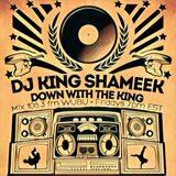 Down With The King mixshow on Mix 106.3 fm WUBU (10-20-17)