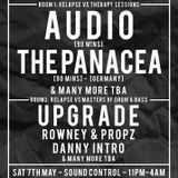 LIVE :: DJ DANNY INTRO & MC ROB P @ RELAPSE , MANCHESTER :: SATURDAY 7TH MAY 2016