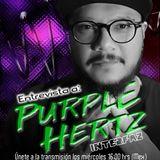 Entrevista a Purple Hertz (Interfaz Music)