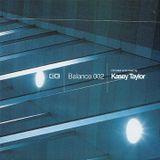 Balance 002 Mixed By Kasey Taylor (Disc 1) 2001
