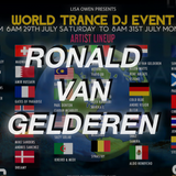 WORLD TRANCE DJ EVENT 2017 Ronald Van Gelderen