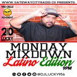 DJ Lucky - Monday Mixdown on #GatewayCityRadio (11.13.17)