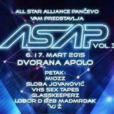 glasskeeperz live @ ASAP Vol.3 [Apolo, PA]; 06.03.2015