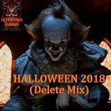 DJ THUNDERZ presents HALLOWEEN 2018 (Delete Mix)