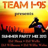 TEAM I-95 Presents: SUMMER PARTY MIX 2013 [FREE DOWNLOAD]