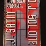 West Coast Junglist Vol.2 Satin & Sol-One