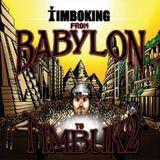 Timbo King: The Book Of Timbuktu Interview, Wu-International