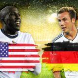 USA GERMANIA 0-1!!!