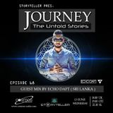 Journey - 68 guest mix by Echo Daft ( Sri Lanka ) on Cosmos Radio - Germany [13.06.18]