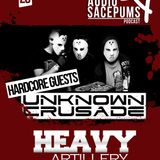 Heavy Artillery by Audio Sacepums and Unknown Crusade