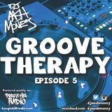 """Boogie Hill Radio Presents """"Groove Therapy"""" with Dj AAsH Money - Episode 5"""