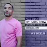ELECTRONIC PLAYER radio show (March 14. 2018) - Pascal Walter