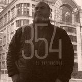 BFMP #354 | DJ Hyperactive | 19.08.2016