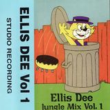 Ellis Dee - Love Of Life 'Jungle Mix Vol. 1' - September 1994.