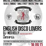 Live at Luv'd Up 2 - Timbuk2, Bristol, 18th September 2013