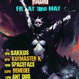 Fright Night Radio 3rd May Ant_Dub