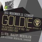 DJ Ren - All Metalheadz Set - Dzsungel Konyve @ Tilos 2013.11.19.