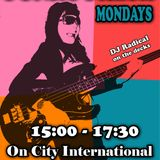 Funky Fresh Radio Show, Monday 10-12-12 With DJ Radical on City International 106.1 FM, Thessaloniki