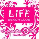On The Beach 24-06-2012