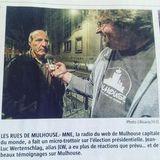 Toi président ? 9# - Mulhouse by night - présidentielle 2017 - MNE
