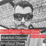 Abdellah DjJarod - AfroSoul Show