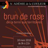 15 mars 2016 - Brun De Rose