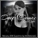 DeepNDance Episode 061 [KIKI BOTONAKI] @ Melody of Sound (GR) [23/02/18]