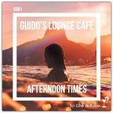 Guido's Lounge Cafe Broadcast 0381 Afternoon Times (20190621)
