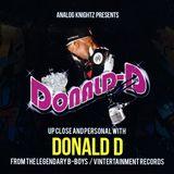 DJ Demon, Up Close & Personal Set...(Studio Mix), 2012.