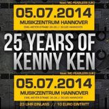 Good Times Event presents: 25 YEARS OF KENNY KEN GERMANY - Docta & Mex-E - [FULL-SET]
