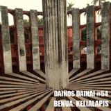 Dainos Dainai #54 Benua: Kelialapis
