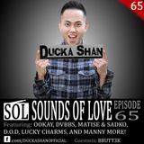 Ducka Shan- Sounds of Love 65 Guestmix: Brutt3k