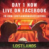 Herobust - Live @ Lost Lands Music Festival 2017 (The Prehistoric Paradox)
