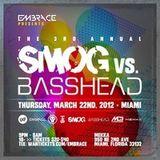 Smog vs Basshead Mix Contest Entry WMC 2012