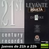 djReke - LevanteManía - Special Chapter - 21st Century Records Collection part IV