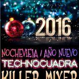 Killer Mixer @ Live at Technocuadra NYE 2017 . #3