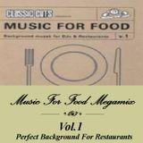 Music For Food V.1 Megamix